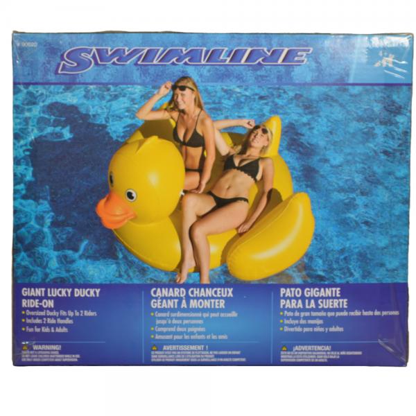 Giant Duck Pool Floaty