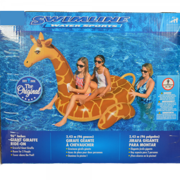 Giraffe Pool Floaty